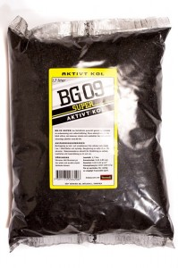BG09 Activated Carbon 10pcs.